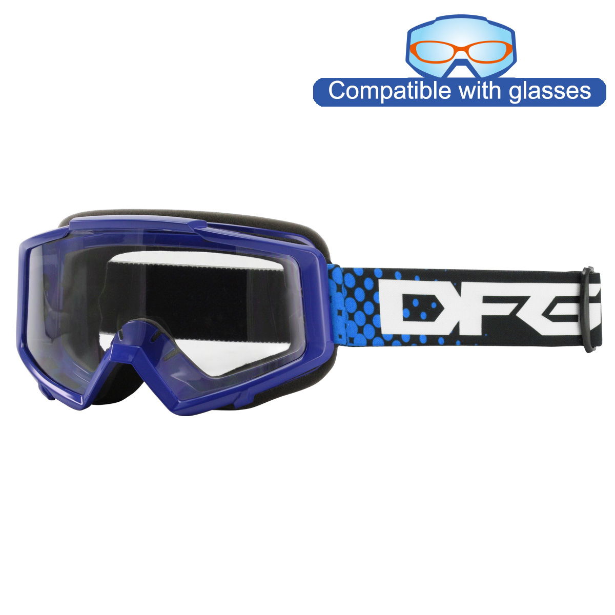 IGNITION GOGGLE_Blue