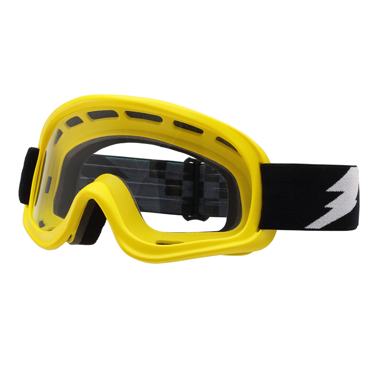 TRACTION GOGGLE MATTE YELLOW