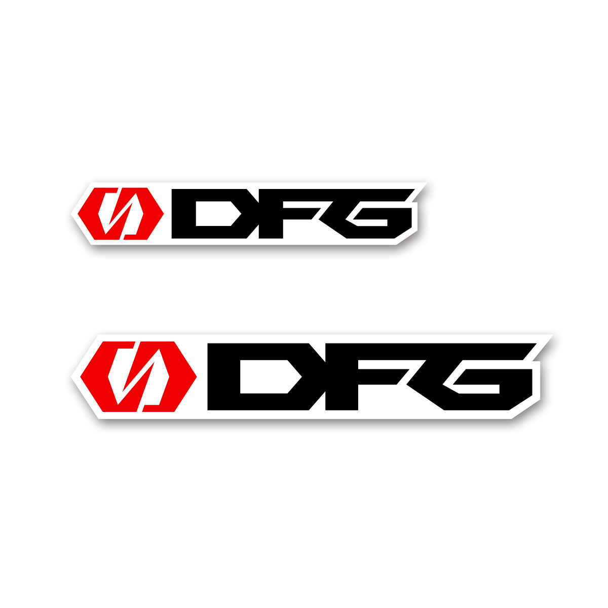 DFG  Sticker